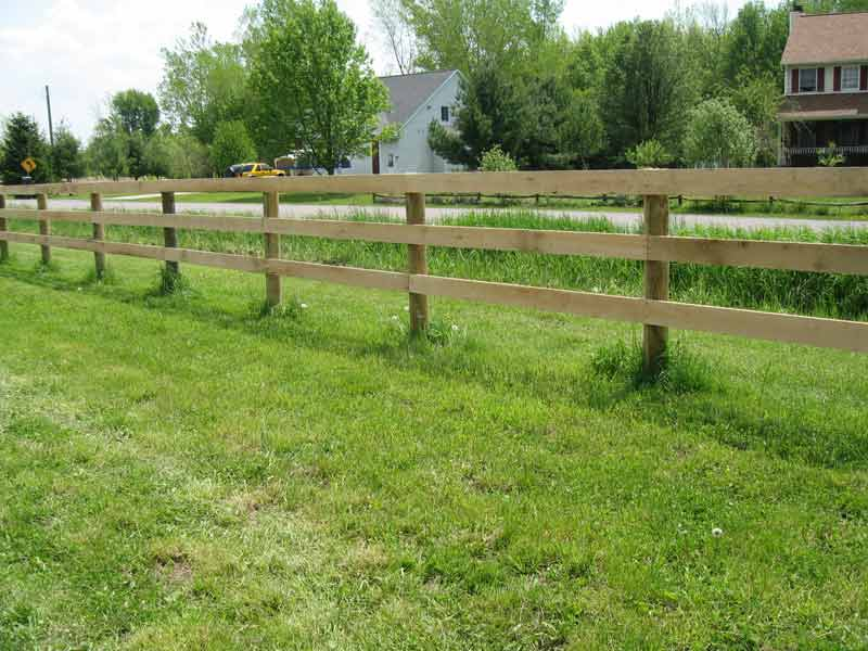 R And R Fencing Farm Fencing In Batavia Ny